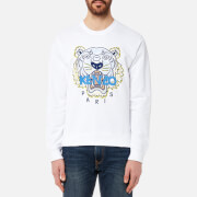 KENZO Men's Classic Icon Sweatshirt - White