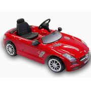 Mercedes SLS AMG 12V Electric Car - Red