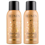 Redken Diamond Oil Aerosol Spray Duo (2 x 150ml)