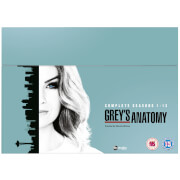 Grey's Anatomy: Season 1-13 Boxset