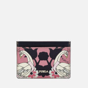 Furla Women's Babylon Small Credit Card Case - Print