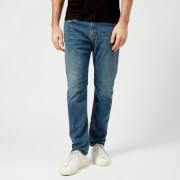 Emporio Armani Men's 5 Pocket Slim Jeans - Denim Blu