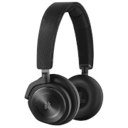 Bang & Olufsen BeoPlay H8 Wireless Bluetooth Headphones (Inc Noise Cancellation) - Black Leather