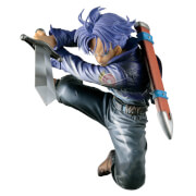 Banpresto Dragon Ball Z SCultures Trunks Shining Color Version Figure