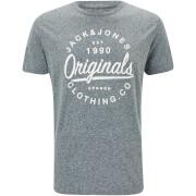 Jack & Jones Men's Originals Breezes T-Shirt - Total Eclipse