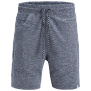 Jack & Jones Men's Core Melange Sweat Shorts - Sky Captain