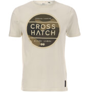 Crosshatch Men's Watkins T-Shirt - Vaporous Grey