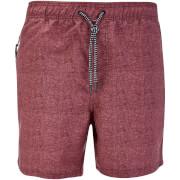 Dissident Men's Rosario Swim Shorts - Red Marl