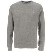 Le Shark Men's Lockmead Sweatshirt - Light Grey Marl