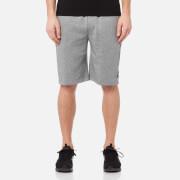 Puma Men's Rebel Sweat Shorts - Grey Heather