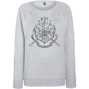 Harry Potter Draco Dormiens Nunquam Titillandus Mens Grey Sweatshirt