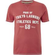 Tokyo Laundry Men's Henryville T-Shirt - Faded Rose