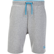 Tokyo Laundry Men's Lawes Sweat Shorts - Light Grey Marl