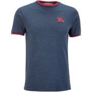 Tokyo Laundry Men's Lilford T-Shirt - Indigo Marl