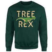 Tree Rex Sweatshirt - Grün