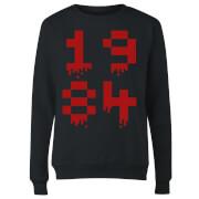 1984 Gaming Women's Sweatshirt - Black