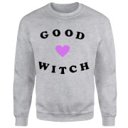 Good Witch Sweatshirt - Grey