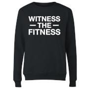 Witness the Fitness Women's Sweatshirt - Black