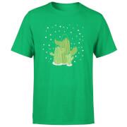 Cactus trio T-Shirt - Kelly Green