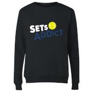 Set Addicts Women's Sweatshirt - Black