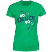 40 Deuce 40 Women's T-Shirt - Kelly Green