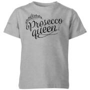 Prosecco Queen Kids' T-Shirt - Grey