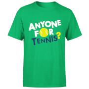 Anyone for Tennis T-Shirt - Kelly Green
