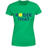 Roger That Women's T-Shirt - Kelly Green