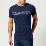 Diesel Men's Jake Crew Neck T-Shirt - Navy