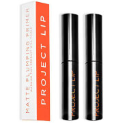 Project Lip Matte Plumping Primer Twin Pack (Worth £26.00)