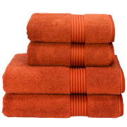 Christy Supreme Hygro Towel Range - Paprika