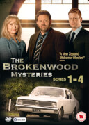 The Brokenwood Mysteries - S1-4 Boxed Set
