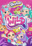 Shopkins: Wild (GWP - Sticker Sheet)