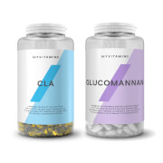 CLA and Glucomannan Bundle