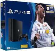 Sony PlayStation FIFA 18 Pro 1TB with FIFA 18 Ultimate Team Icons and Rare Player Pack