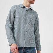 A.P.C. Men's Surchemise Luca Denim Shirt - Indigo