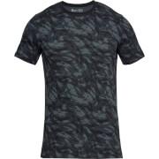 Under Armour Men's AOP Sportstyle T-Shirt - Black