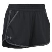 Under Armour Women's Tech Twist Shorts 2.0 - Black