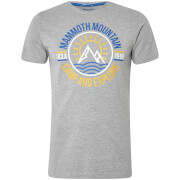 UCLA Men's Moiso Mountain T-Shirt - Grey Marl