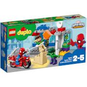LEGO DUPLO : Les aventures de Spider-Man et Hulk (10876)