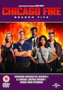 Chicago Fire - Season 5 Set