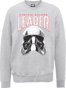 Sweat Homme Star Wars : Les Derniers Jedi Captain Phasma - Gris