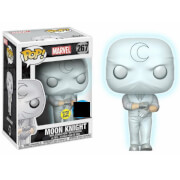 Figura Pop! Vinyl Exclusiva Caballero Luna Fosforescente - Marvel