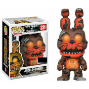 Figura Pop! Vinyl Exclusiva Jack-O-Bonnie Fosforescente - Five Nights at Freddy's