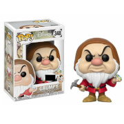 Disney Snow White Grumpy with Diamond Pick EXC Pop! Vinyl Figure