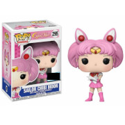Figura Pop! Vinyl Exclusiva Chibi Moon (con purpurina) - Sailor Moon