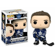 Figura Pop! Vinyl Exclusiva Auston Mathews Home Jersey - NHL