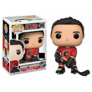 NHL Johnny Gaudreau Home Jersey EXC Pop! Vinyl Figure