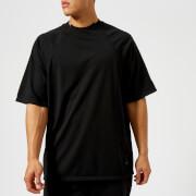 Y-3 Men's Poly Short Sleeve T-Shirt - Black