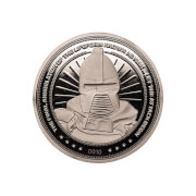 Battlestar Galactica Collector's Coin: Silver Variant – Zavvi Exclusive